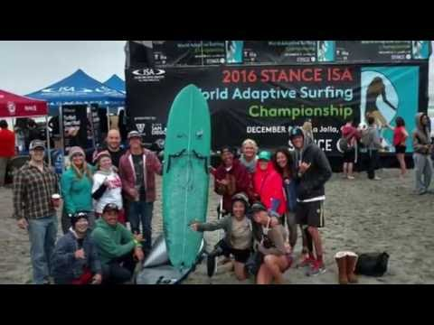 Day 2 - 2016 ISA World Adaptive Surfing Championship with One More Wave Riders