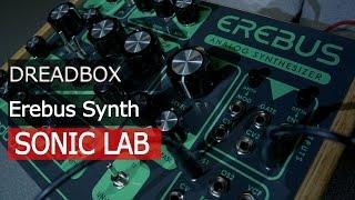 Sonic LAB: Dreadbox Erebus Analog Synthesizer