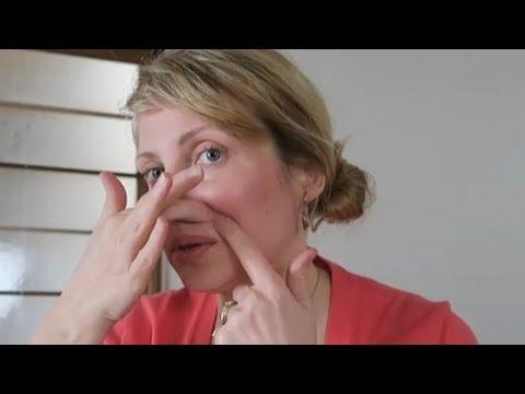 Как убрать носогубные складки за 1 неделю