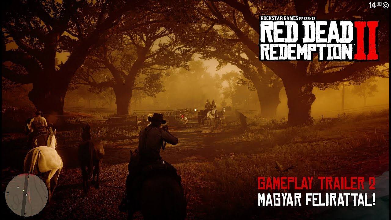 RedDeadPlace • Magyar Red Dead Redemption rajongói oldal