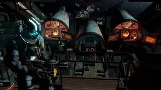 Dead Space 3 «Ожидаемые задержки» Док экипажа «Терра Нова» (часть 2 . глава 5)