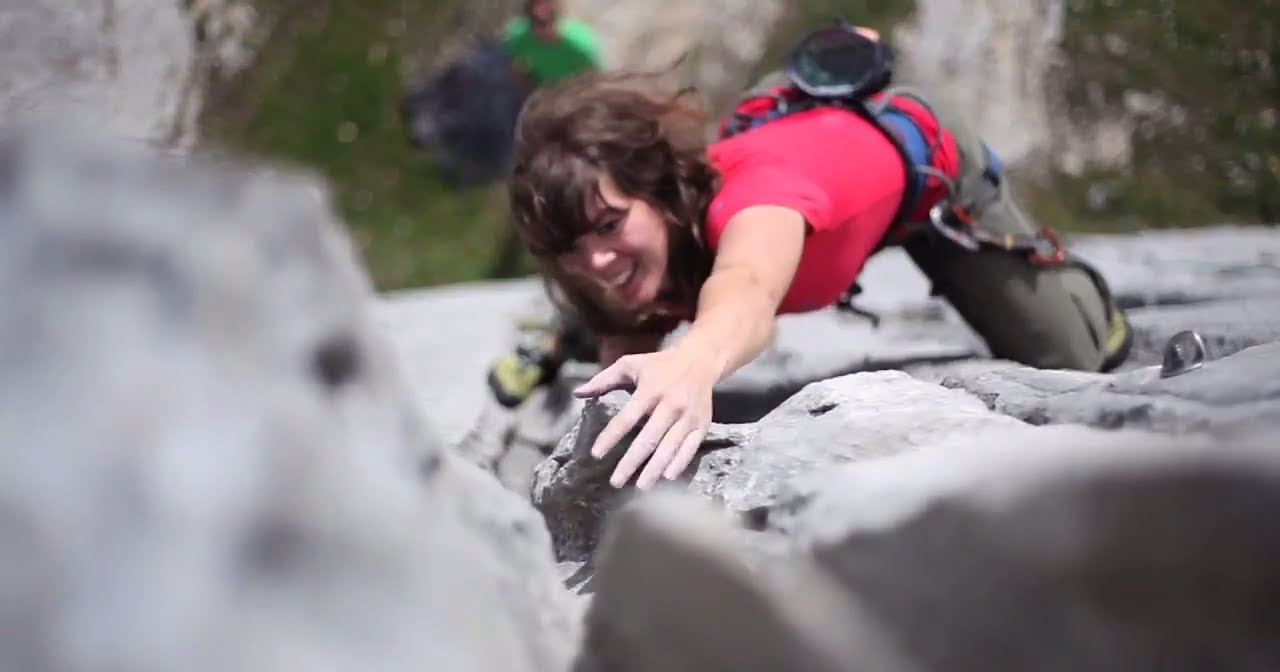 This Beautiful Video will Make You Drop Everything and Go Climbing   Europe's Best Crags, Ep. 1
