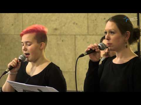 Uraufführung: Vergnügt, erlöst, befreit - eine neues Lied zum Reformationsjahr