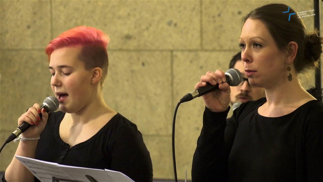 Uraufführung Vergnügt Erlöst Befreit Eine Neues Lied Zum Reformationsjahr