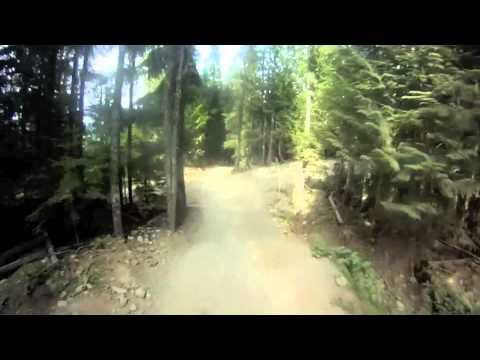 Whistler 2012: B-Line - Ninja Cougar - A-Line