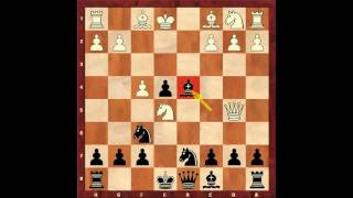 Chess for Beginners. Chess Openings #14. King's Gambit Declined. Falkbeer Countergambit. Grinis