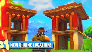 New BEST LEGENDARY SHRINE Locations + IMPULSE GRENADES In Fortnite Battle Royale! (Free DLC Update)