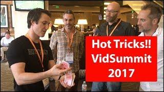 VidSummit 2017   Matthew Furman's Hot Tricks w: Derral Eves, Shonduras, & Nick Nimmin!
