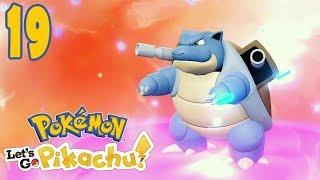 MÓJ WŁASNY BYDLAK [#19] Pokemon: Let's GO Pikachu!