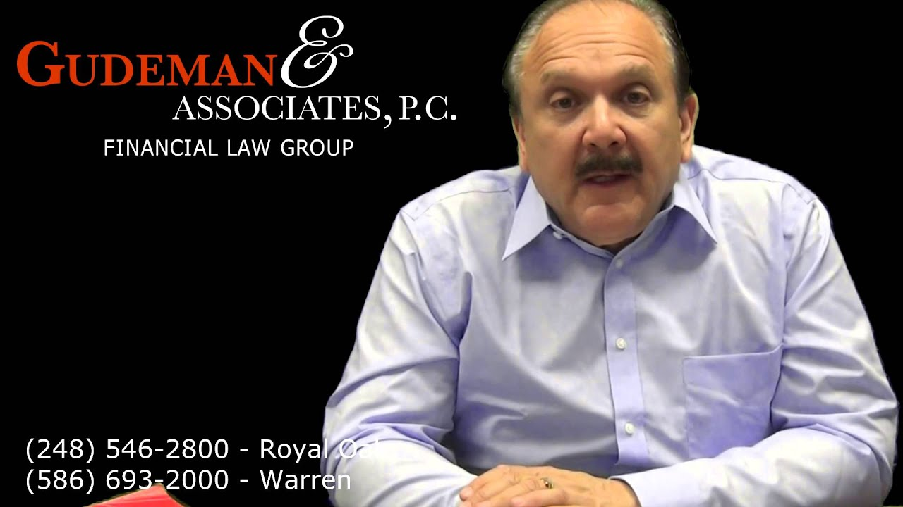 chapter 7 bankruptcy lawyers in michigan