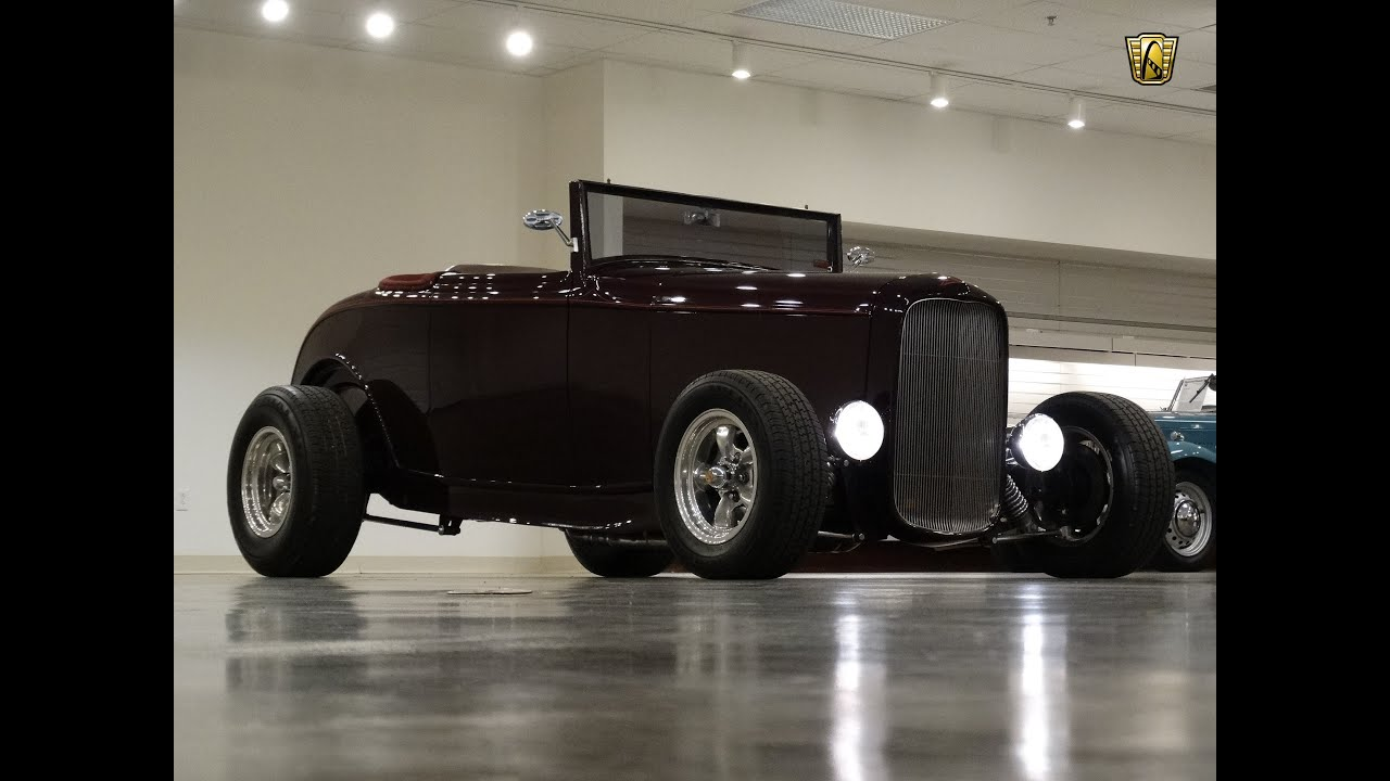 1932 ford highboy roadster for sale at gateway classic cars stl