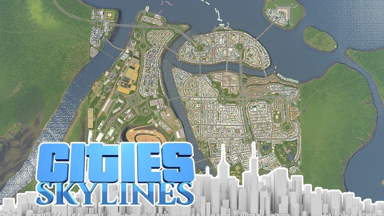 DAS Ende von DLC City! + Download - Cities Skylines - DLC City 144