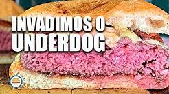 INVADIMOS O UNDERDOG   Hambúrguer Perfeito