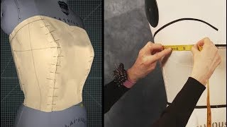 Making a Bustier Bodice - Free Full Lesson!