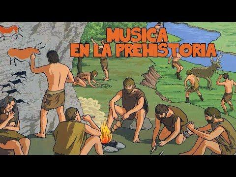 La música en la Prehistoria
