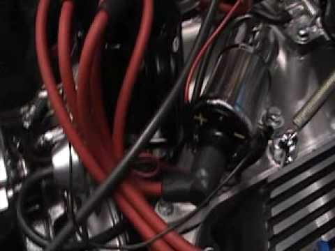 How to Set your Ford Distributor Timing - YouTube