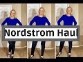Nordstrom Fall Haul & Try On