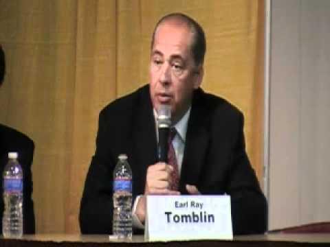 Earl Ray Tomblin on natural gas