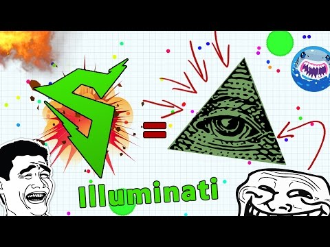 Sirius is Illuminati?! - Agar.io // TψT ☢ Sirius Finally EXPOSED! // Official Agario News
