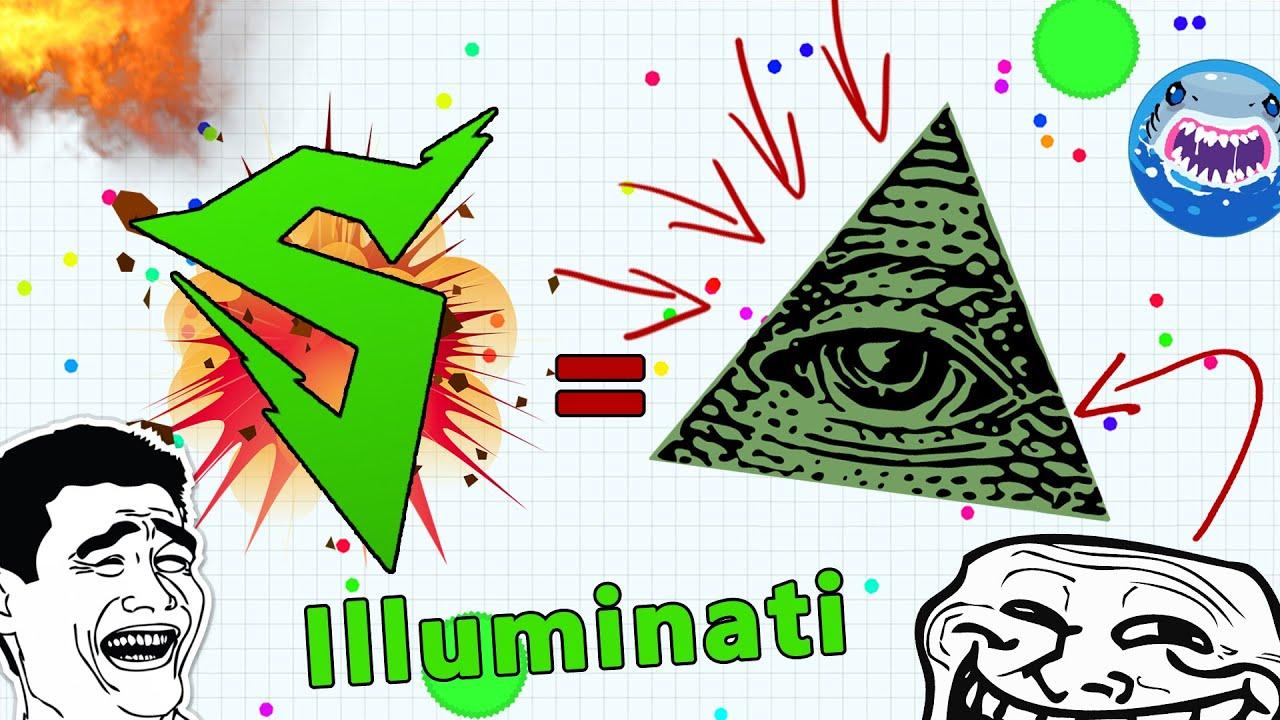 Sirius is Illuminati?! - Agar.io // TψT ☢ Sirius Finally EXPOSED! // Official Agario News