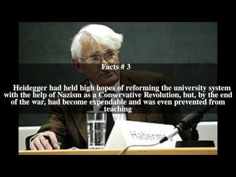 Martin Heidegger and Nazism Top # 5 Facts