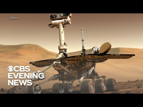 NASA bids farewell to the Opportunity Mars rover Mp3