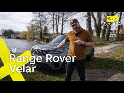 Range Rover Velar: Die Luxus-Yacht Unter Den SUVs