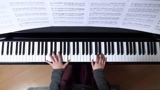 カノン ピアノ ヨハン・パッヘルベル (全音Ver.) Kanon piano (zen-on Ver.)