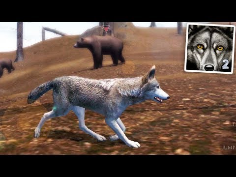 Ultimate Wolf Simulator 2 - Update Improved Performance - Android Gameplay Part 3