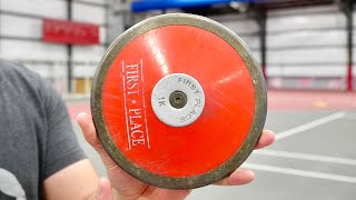 Discus Throw for Beginners | Grip Release & Power