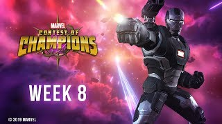 Marvel Contest of Champions: Summoner Showdown | Week 8