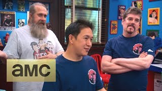 Talked About Scene Episode 303 Comic Book Men: Super Friends