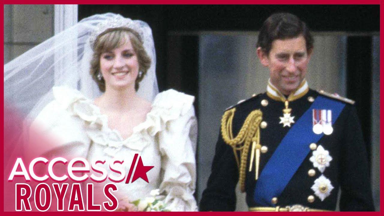 Slice Of Princess Diana's Wedding Cake To Go Up For Auction