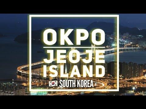 TRAVEL VLOG: EXPLORING OKPO GEOJE ISLAND  l  VLOG#64