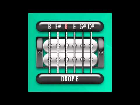 Perfect Guitar Tuner (Drop B)