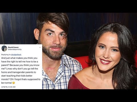 'Teen Mom' Star Jenelle Evans' Husband FIRED from Show After Homophobic Twitter Rant