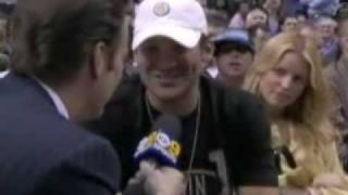 Tony Romo and Joe Simpson playing golf 0005 of 5 - 010809 - PapaBrazzi Report