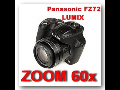 Panasonic FZ72 LUMIX CAMERA - ZOOM 60x in Greece HD