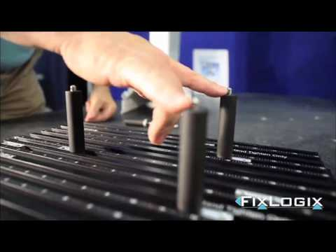 FixLogix CMM Fixture Plate Demonstration #1