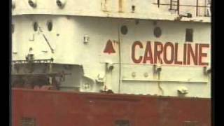 The day Radio Caroline came to London...