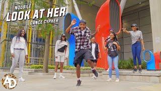 Скачать Nqobilé Look At Her Dance Cypher