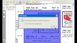 FoxitReader. Копирование фрагмента PDF-документа в Ворд или JPEG #PI