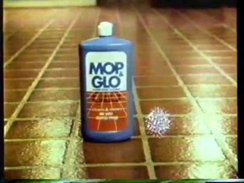 "1978 Mop & Glow Floor Cleaner ""Cinderella"" TV Commercial"