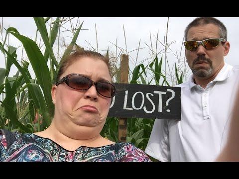 Farmer Mike's U Pick - Corn Maze 2015