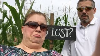 Farmer Mike's U Pick - Corn Maze 2015