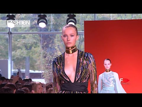 ELIE SAAB Spring 2020 Paris - Fashion Channel