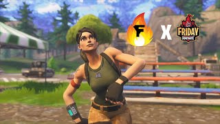 FURY Friday Fortnite feat. Aimed, Gamer, and Mystic