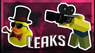 [LEAK] ROBLOX PRESIDENT SALES 2018 PART 3 | Leaks and Predictions