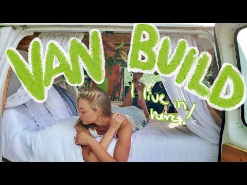 VAN BUILD: Inside My Ford Econoline