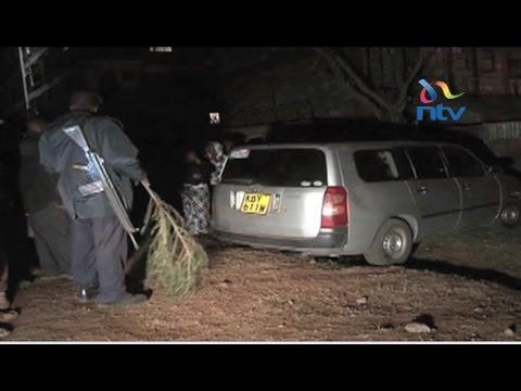 Police grappling with scanty evidence in Gitaru junction quadruple murder